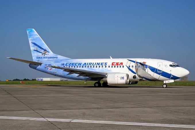 Czech Airlines авиакомпанияИнформация о авиакомпании CSA