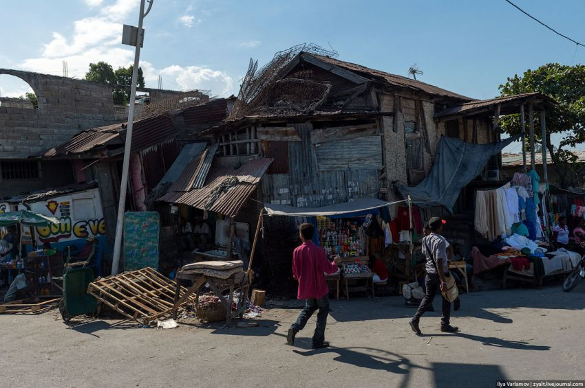 Экономка Гаити